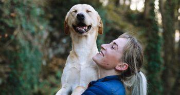 Adopcia psa pomáha človeku bojovať s depresiou