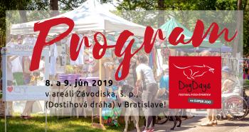 Pozvánka na DogDays - festival psích športov 2019