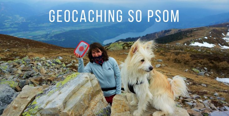 Poznáš geocaching? Ako ho spojiť s pravidelnými prechádzkami so psom?