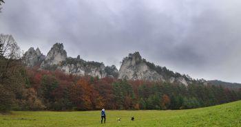 Tip na výlet so psom: Súľovské skaly