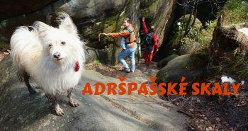 Tip na výlet so psom: Adršpašské skaly