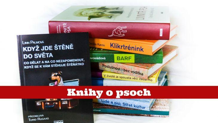 knihy o psoch, pes bruno, františek šusta, barf