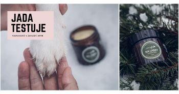 RECENZIA: Ochranný krém na psie labky a ňufák vyrobený na Slovensku