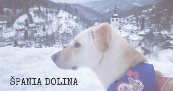 Tip na výlet so psom - Špania Dolina