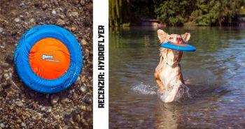 Chladiaci lietajúci tanier pre psa - Chuckit! Hydroflyer