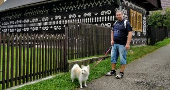 Tip na výlet so psom: Čičmany