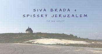 Tip na výlet so psom - Sivá Brada a Spišský Jeruzalem