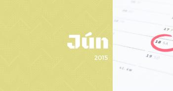Uzávierka prihlášok v mesiaci JÚN 2015
