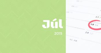 Uzávierka prihlášok v mesiaci JÚL 2015