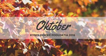 Október 2016