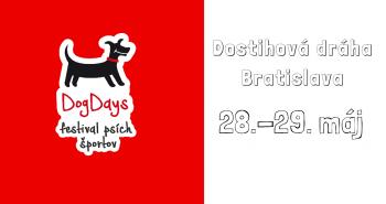 DogDays - festival psích športov 2016