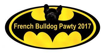French Bulldog PAWTY 2017