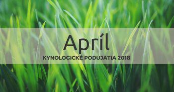 Apríl 2018