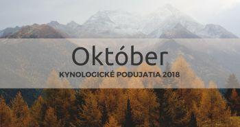 Október 2018
